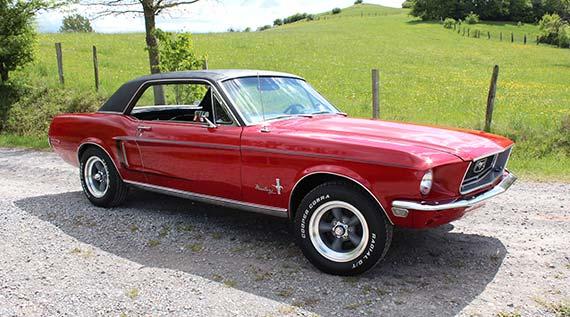 Mustang-der-ersten-Generation-Baujahr-1966