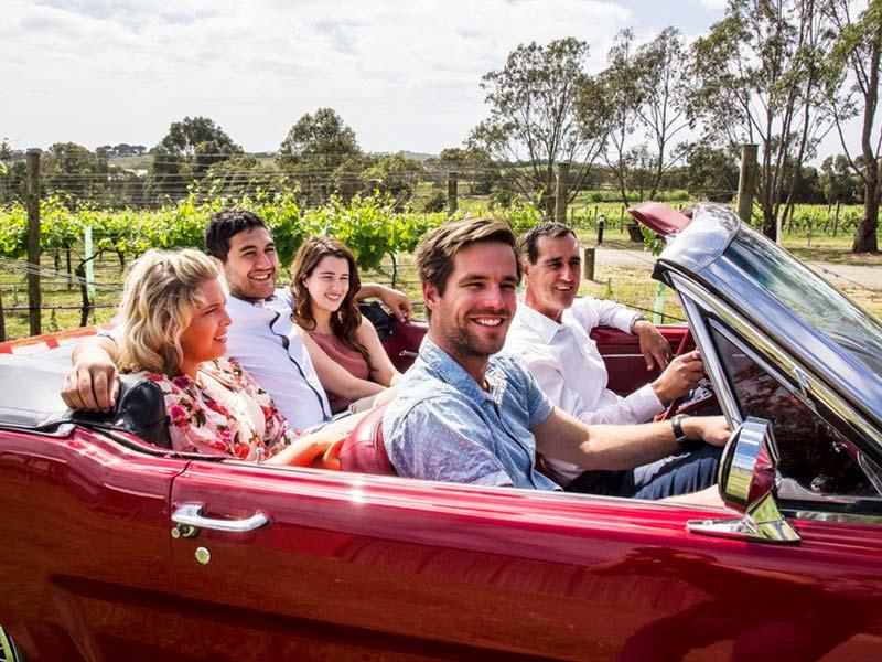 Die Mustang Oldtimervermietung bietet Ihnen die Möglichkeit, schöne Touren mit Freunden und der Familie zu fahren. Weinauslesen im Oldtimer sind ebenfalls sehr beliebt.