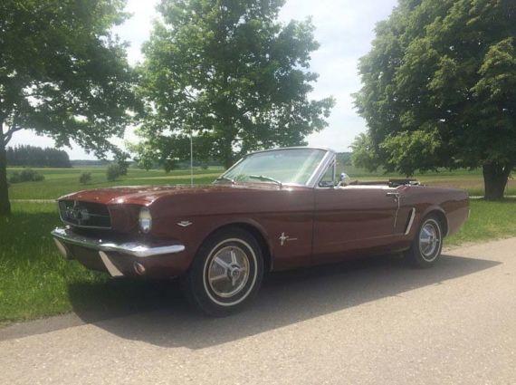 1964er-Mustang-289-V8-Cabrio