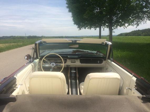 1964er-Mustang-289-V8-Cabrio-7